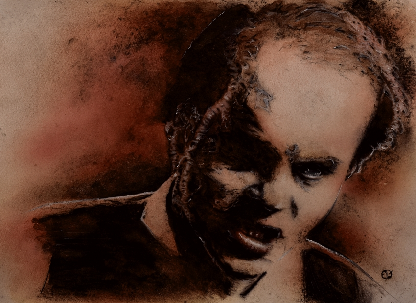 Michael Ironside by MeatRoots